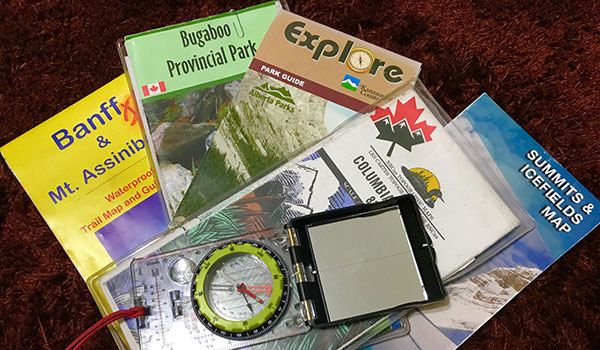 Navigation With Map and Compass - Backcountry Attitude