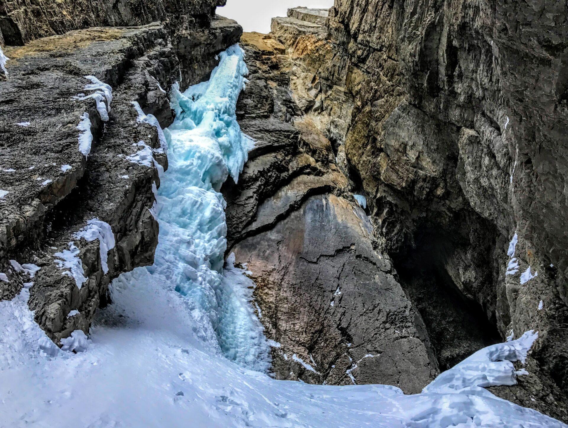 Whiteman Falls