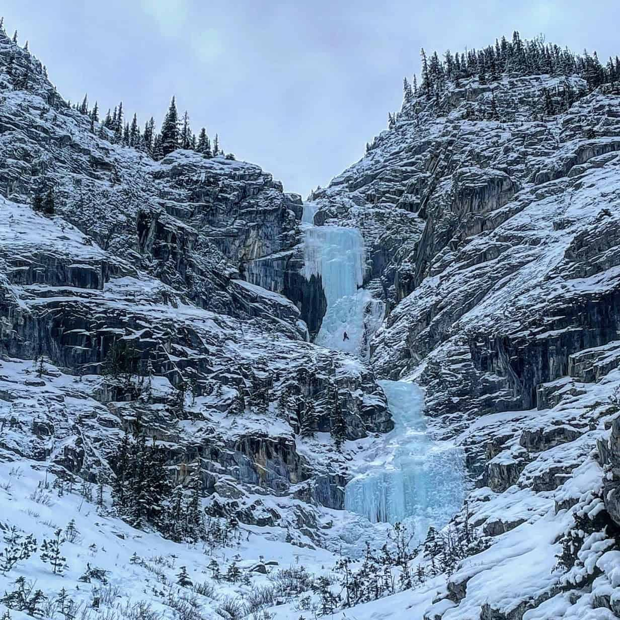 Spray River Falls